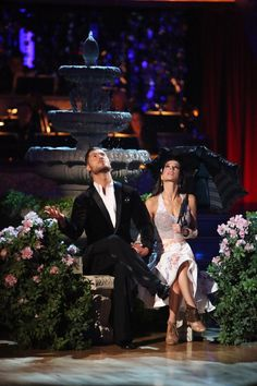 Dancing With The Stars: All-Stars Week 7 Val and Kelly