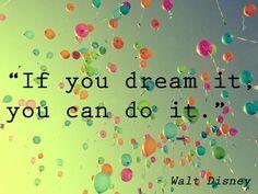 - Walt Disney ♥