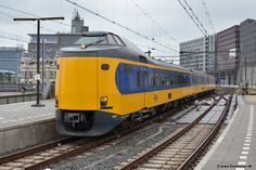 Nederlandse Spoorwegen or NS is the principal passenger railway operator in the Netherlands and was founded in 1938. NS provides rail services on the Dutch main rail network. An Intercity train of the NS.