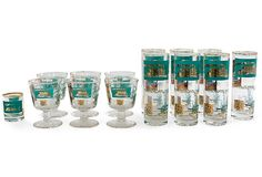 Steamboat Glasses