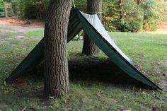 How to Build a Tarp Tent for Kayak Camping | Kayak Dave's