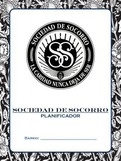 PLANIFICADOR PARA LA SOCIEDAD DE SOCORRO (lds)