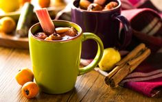 Certain traditional holiday drinks have been made throughout the ages due to their exquisite taste; this warm Christmas punch is no exception!