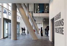 City of Westminster College/London/United Kingdom/schmidt hammer lassen architects/photo: Adam Mørk.