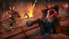 The Structure Network takes a look at Saints Row IV Re-Elected Edition with the inclusion of the Gat Out of Hell expansion. #SaintsRowIV #GatOutOfHell