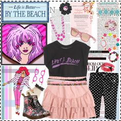 """The Way She Bopped Around The Settle Streets"" by sweet-jolly-ranchers ❤ liked on Polyvore"