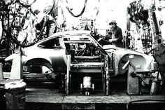 Birth of a 911 Porsche.