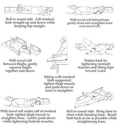 exercises amputees' - Google Search