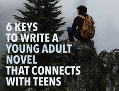 Writing a YA novel that connects with teen readers requires finesse. Learn to think like a teen and write a story that resonates with your readers.