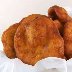 Try this yummy Fry Bread Recipe. It is great with chili, honey, butter, cinnamon, whip cream and or everything else. Easy to make.