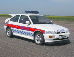 Pull over! Cool police cars from around the world British Police Cars, Old Police Cars, Ford Police, British Car, Ford Rs, Car Ford, Taxi, Ford Mustang Shelby Gt500, Emergency Vehicles