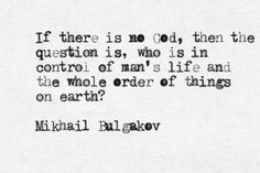 Today's Quote of the Day is by Mikhail Bulgakov: #ЦитатаДня #QOTD