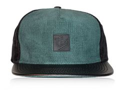 The Legits My Legacy Curduroy Snap Back front