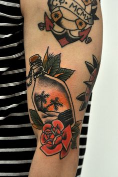Traditional Tattoos : Photo #TraditionalTattoos