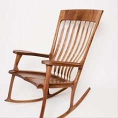 This is the most comfortable chair you will ever sit in. Near Fredricksburg, Virginia lives Hal Taylor - my rocking chair coach.