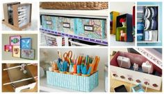 Magnificent DIY Shoe Box Projects That Will Make Life Easier