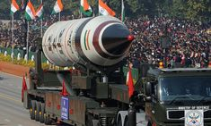 And just how much ''Aid'' do we send to India ? India successfully test fires a nuclear-capable ballistic missile