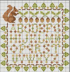 squirrel alphabet