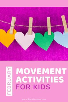 These Winter sensory movement activities are great for February occupational therapy activities in t Gross Motor Activities, Activities For Adults, Indoor Activities For Kids, Music Activities, Sensory Activities, Preschool Activities, Music Games, Preschool Learning, Winter Activities