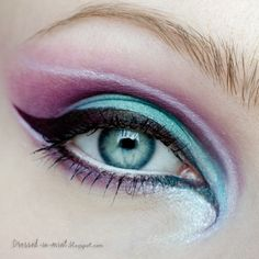 GRAPHIC eye by Dressed-in-mint on Makeup Geek