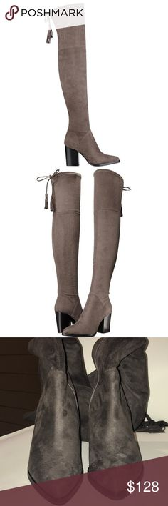 53d7afc5d73dab Suede has wear. See  Marc Fisher LTD Alinda Boot popular stores c6923 b5172  ...