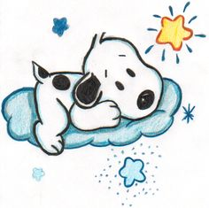 Snoopy by sweetlikecandy.deviantart.com on @deviantART