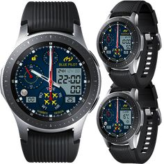 Watchface for Watchmaker Casio Watch, Watches, Blue, Accessories, Design, Wristwatches, Clocks, Jewelry Accessories
