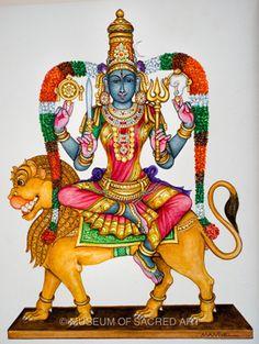 Manivelu A. | Forms of Devotion Ganesha Drawing, Ganesha Painting, Lord Shiva Painting, Tanjore Painting, Indian Traditional Paintings, Indian Art Paintings, Kali Hindu, Hindu Art, Indian Goddess