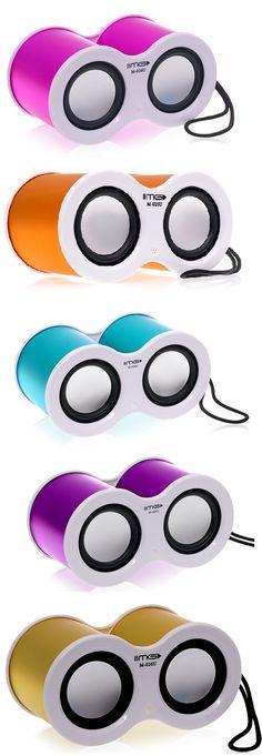 Mini Audio Box Speakers for Smartphones #audiobox #speakers #smartphones #audio #music #box #cellz.com $21.33 Audio, Best Speakers, Mini, Smartphone