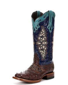 Lucchese Cowgirl Boots - real fancy!!!!