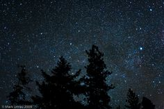 Night Sky Stars | Watching the night sky