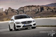 THE ALL NEW CLA 250 Visit :- www.carsroute.com For More Information