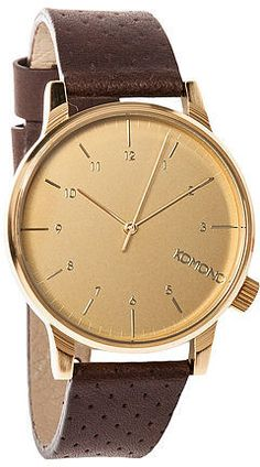 Komono The Winston Watch on shopstyle.com.au