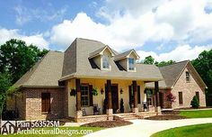 Attirant Madden Home Design   Acadian House Plans, French Country House Plans