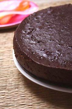 Chocolate Cake Recipe - David Lebovitz