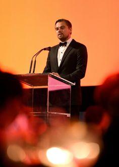 Pin for Later: Die Stars hatten sich richtig in Schale geworfen für die LACMA Gala Leonardo DiCaprio