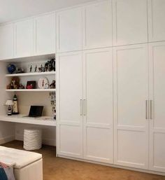 Image result for built in wardrobe with desk