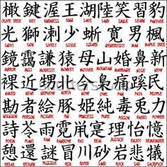 Japanese Tattoo Character Tattoos Of Designs And Ink Chinese Symbol Tattoos, Japanese Tattoo Symbols, Chinese Symbols, Japanese Tattoos, Chinese Alphabet, Kanji Japanese, Japanese Symbol, Japanese Words, Japanese Sleeve