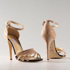 Sandalo DIDI LE FOU Sandalo Vernice Hepburn - DIDILEFOU