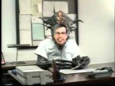 #Fedex #Superbowl commercial from 2004. Jenkins the #Alien - it's all you  need to know!
