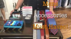 Mens Must Have Accessories Must Haves, Vacuums, Range, Videos, Men, Accessories, Cookers, Ranges, Guys