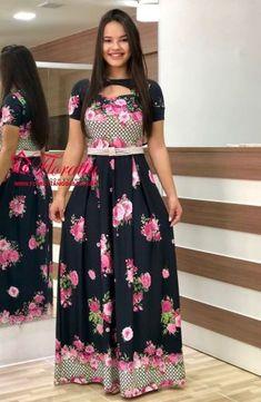 65bc69331 744 melhores imagens de Modelos de roupas femininas de tecido em ...