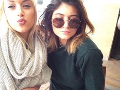 Kylie Jenner and her friend Anastasia Karanikolaou