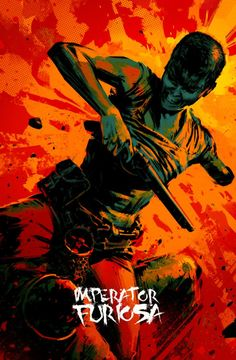 Imperator Furiosa – Mad Max Fury Road fan art by Grzegorz Przybyś Mad Max Fury Road, Galaxy Saga, Imperator Furiosa, The Road Warriors, Fan Art, Geek Art, Pulp Art, Cool Posters, Movie Posters