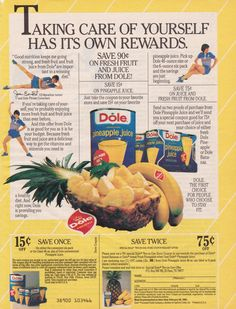 what happened in 1980s diet