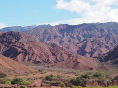 Itinéraire en famille à partir de Salta pour visiter la Quebrada de Cafayate, Quilmès, Cachi, la Poma et Los Cardones.