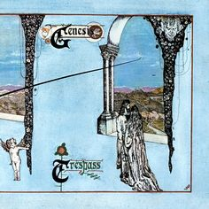 Trespass - Genesis (1970): To insert a fitting cliché - the genesis of genesis. Mystic, atmospheric and an absolutely underrated masterpiece..