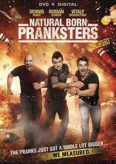 Natural born pranksters, the movie