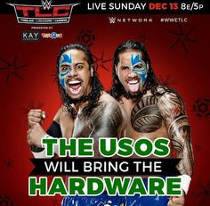 Going for the Usos