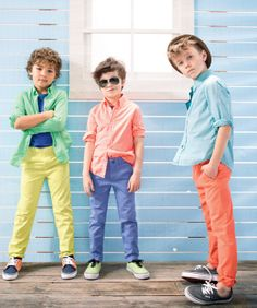 Childrenswear | #BoysFashion